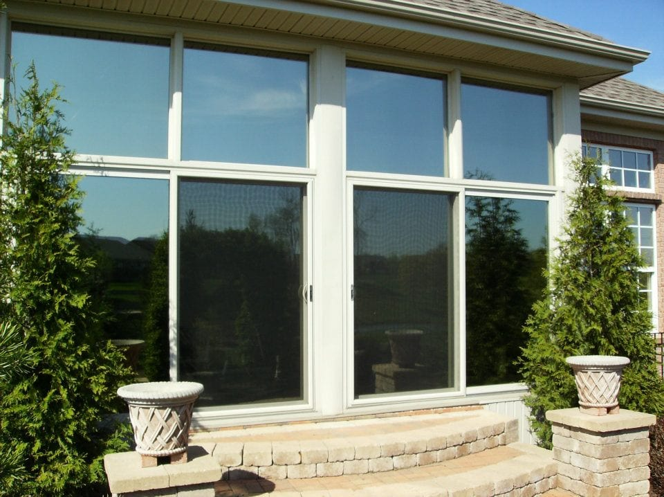 sun control window film for homes and offices