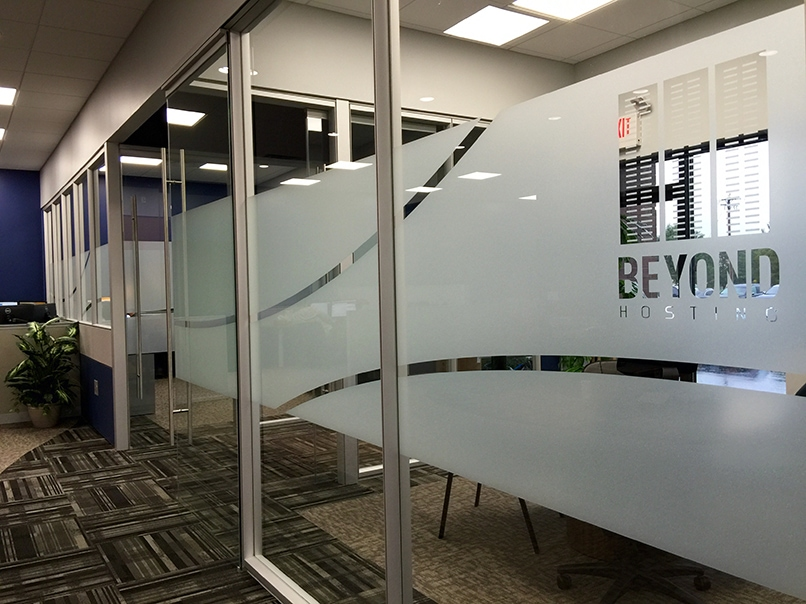 3m privacy window film installations in cincinnati, dayton, columbus and covington