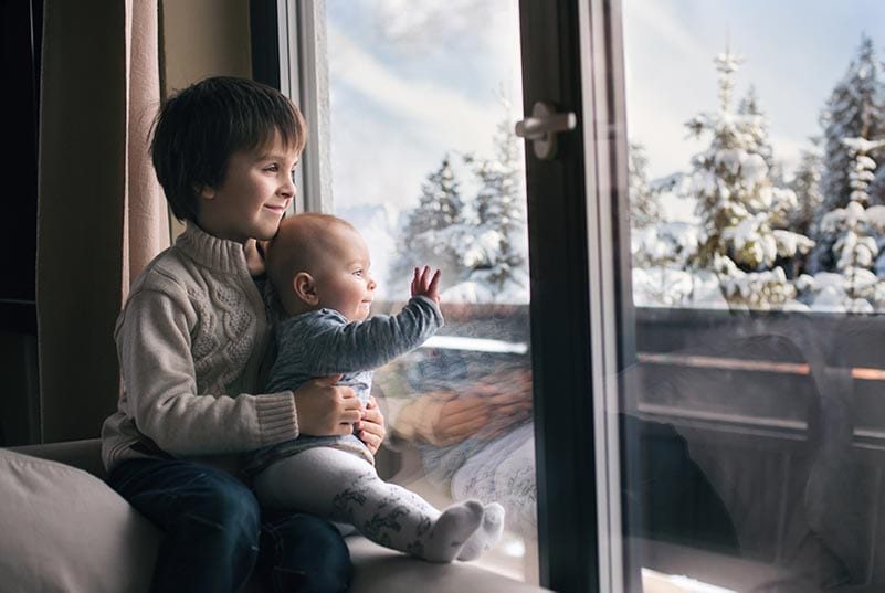 3M thinsulate is the best window insulation film on the market