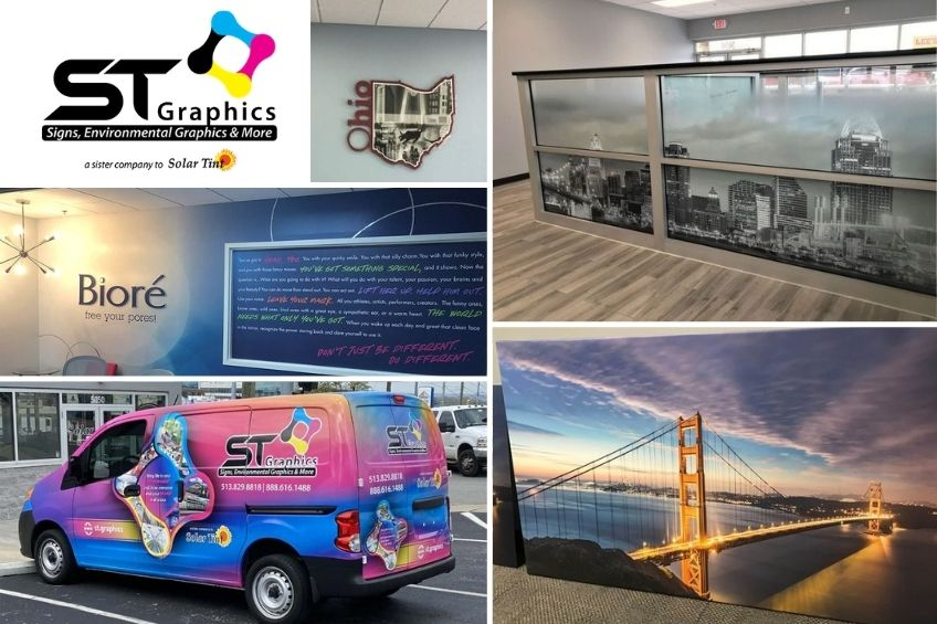 sign and graphics company